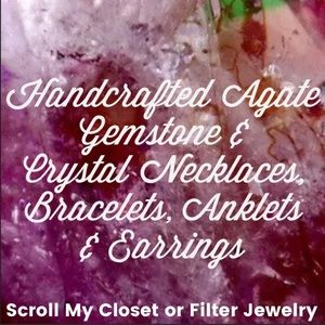 I Invite You To Look At My Handcrafted Jewelry